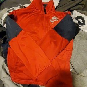 Boys nike jacket with matching pants
